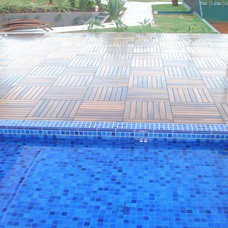 Contemporary Pool by FlexDeck