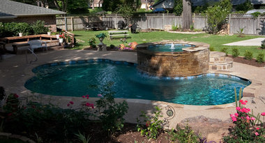 New orleans pools spas for Pool design new orleans