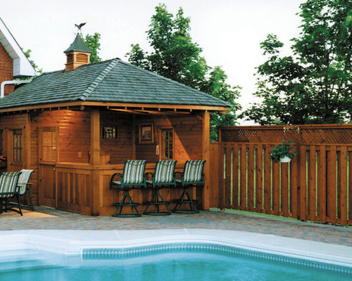 Prefab Pool Houses Design Ideas Remodel Pictures Houzz