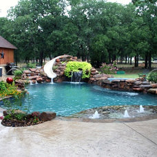 Swimming Pools And Spas by Pulliam Pools