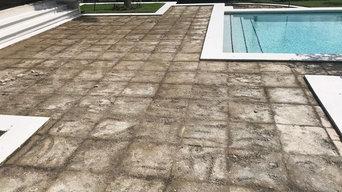 Pool Deck Pavers - Naples, FL