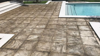 Pool Deck Pavers - Naples, FL
