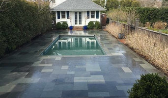 Pool Deck, Pool coping