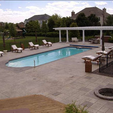 Pool by Aupperle Construction