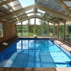 Traditional Pool by Arvidson Pools & Spas