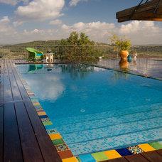 Pool by Elad Gonen