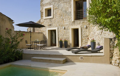 Houzz Tour: 800-Year-Old Walls, Modern Interiors in Provence
