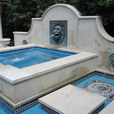 Traditional Pool by Ohlenburg Inc