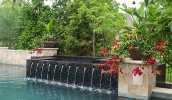 Pool Fountain Remodel