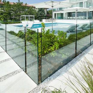 pool glass fences & decks