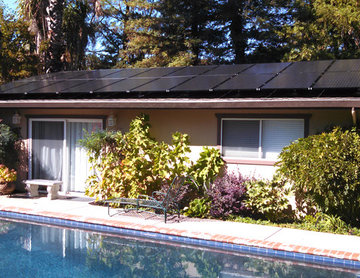 Pool House 5.5 kW PV Solar System
