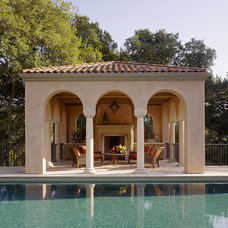 Mediterranean Pool by Alderson Construction