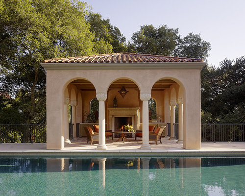 Outdoor cabana home design ideas pictures remodel and decor for Outdoor cabana decorating ideas