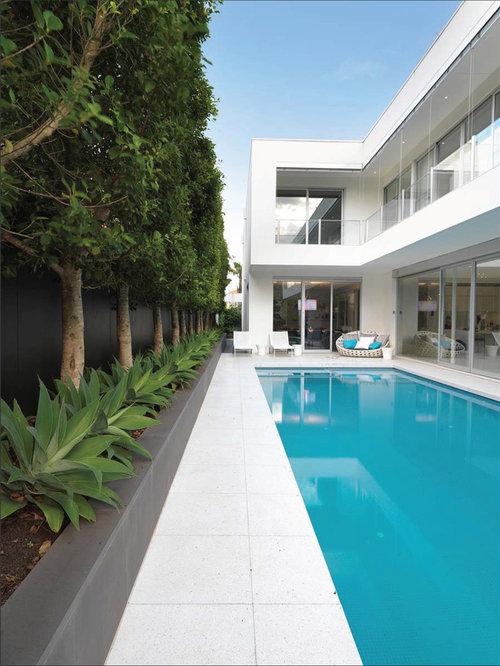 Modern Pool Design Ideas Remodels amp Photos
