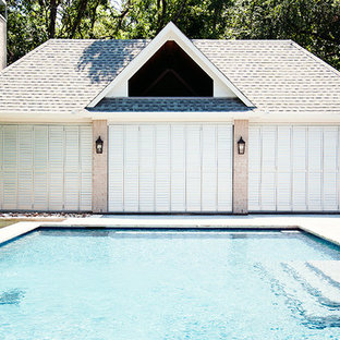 Pool House in Fairview