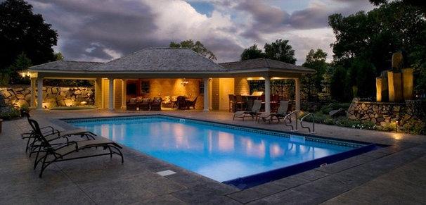 Traditional Pool by Stonewood, LLC