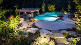 Pool Landscape | St. Louis, MO