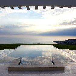 Pool Overlooking the Ocean -