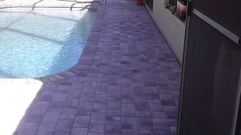 Pool Paver project for Sullivan