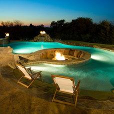 Mediterranean Pool by Pool Stop