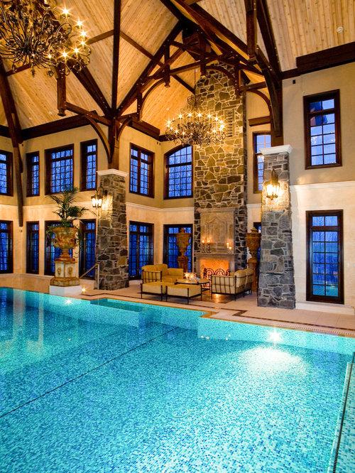 Indoor Pool Houzz