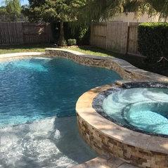 Mckinney Custom Pools Pearland Tx Us 77584