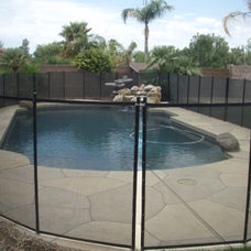 Traditional Pool by Arizona Pool Service