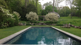 Pool Remodel, pool refinished and refilled