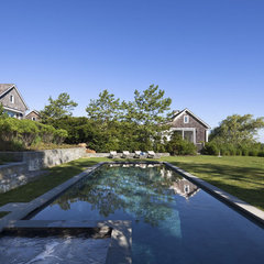 modern pool by Robert Young Architects