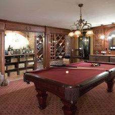 Modern Pool by diSalvo Interiors