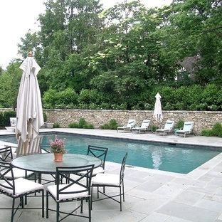 Idéer för en klassisk pool