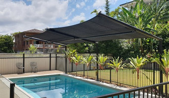Pool Shade Sail - Private Residence