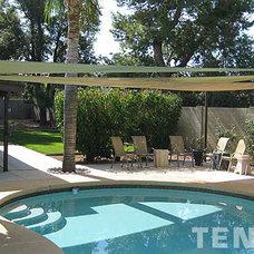 Eclectic Pool by Tenshon, LLC