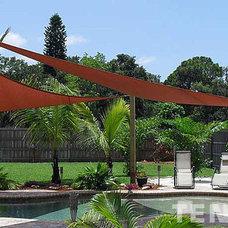 Tropical Pool by Tenshon, LLC