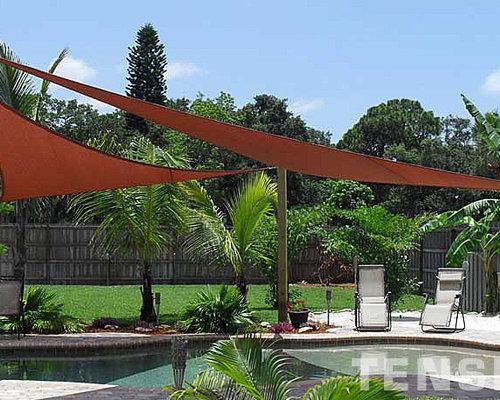 Pool Shade Ideas pool shade design Tropical Pool Idea In Phoenix
