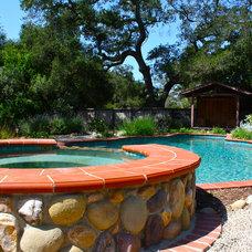 Mediterranean Pool by Shannon Malone