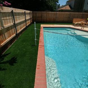 Pool-side in Hurst