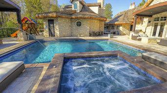 Pool/Spa/BBQ Area  Holladay, Utah  #1