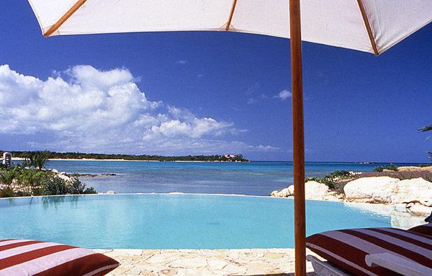 Houzz escape cut out to the caribbean for Pool design books
