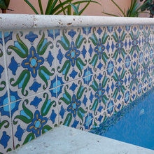 Hollywood Hills Historic Spanish Revival Style Swimming Pool ...
