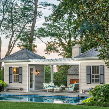 Poolhouse & Structures in MD, VA & DC