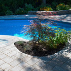 Gib San Pools Ltd Contemporary Pool Toronto By Gib San Pool Landscape Creations