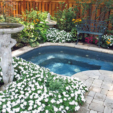 Traditional Pool by Infinite Possibilities