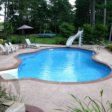Pool by Yardmasters Landscapes