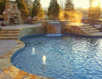 Pools & Spas - Elements Landscape