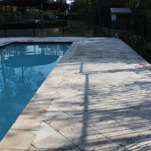 Elegant pool photo in Sydney
