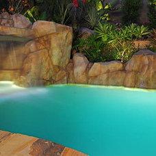 Pool by Mirage Landscape