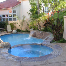 Traditional Pool by Swink's Creations