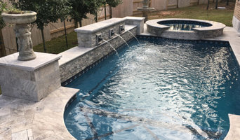 Best 15 swimming pool builders in houston houzz - Swimming pool builders houston tx ...