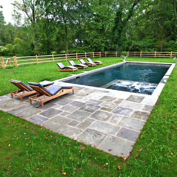 Pools built or renovated by Swimm